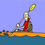 The Gutless Kayaker