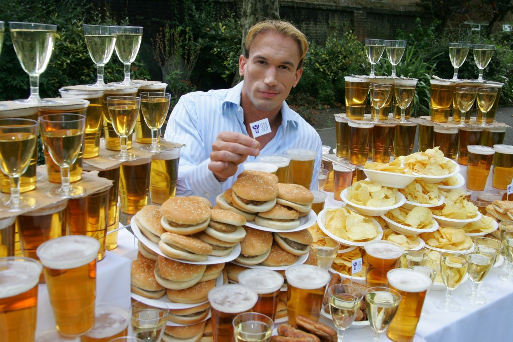 Dr Christian surveys the food we've eaten this summer