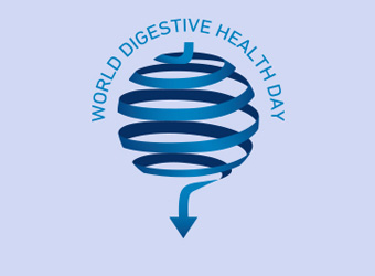World Digestive Health Day 2020 information from the Love Your Gut campaign www.loveyourgut.com in UK and Republic of Ireland