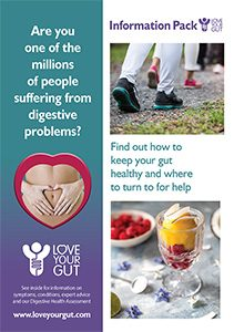 Love Your Gut Week 2021 - Love Your Gut Information Pack